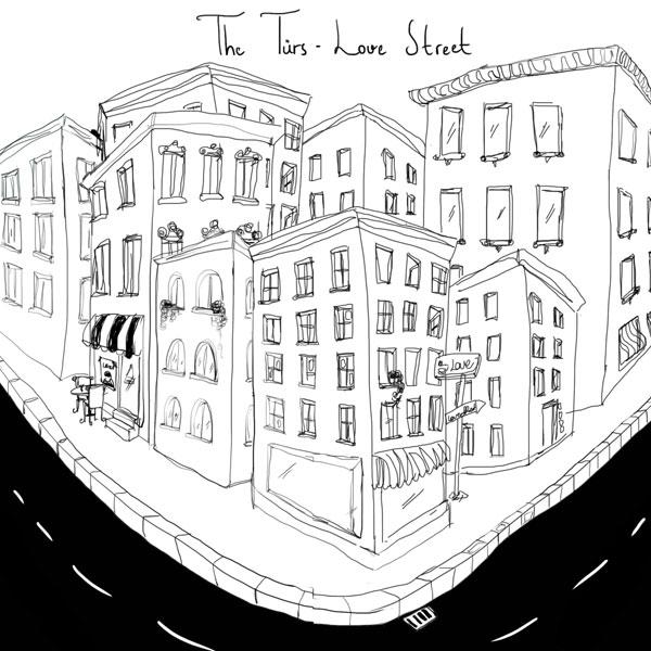 The Türs - Lovestreet