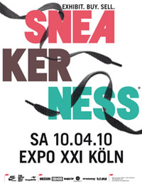 Sneakerness '10 Köln