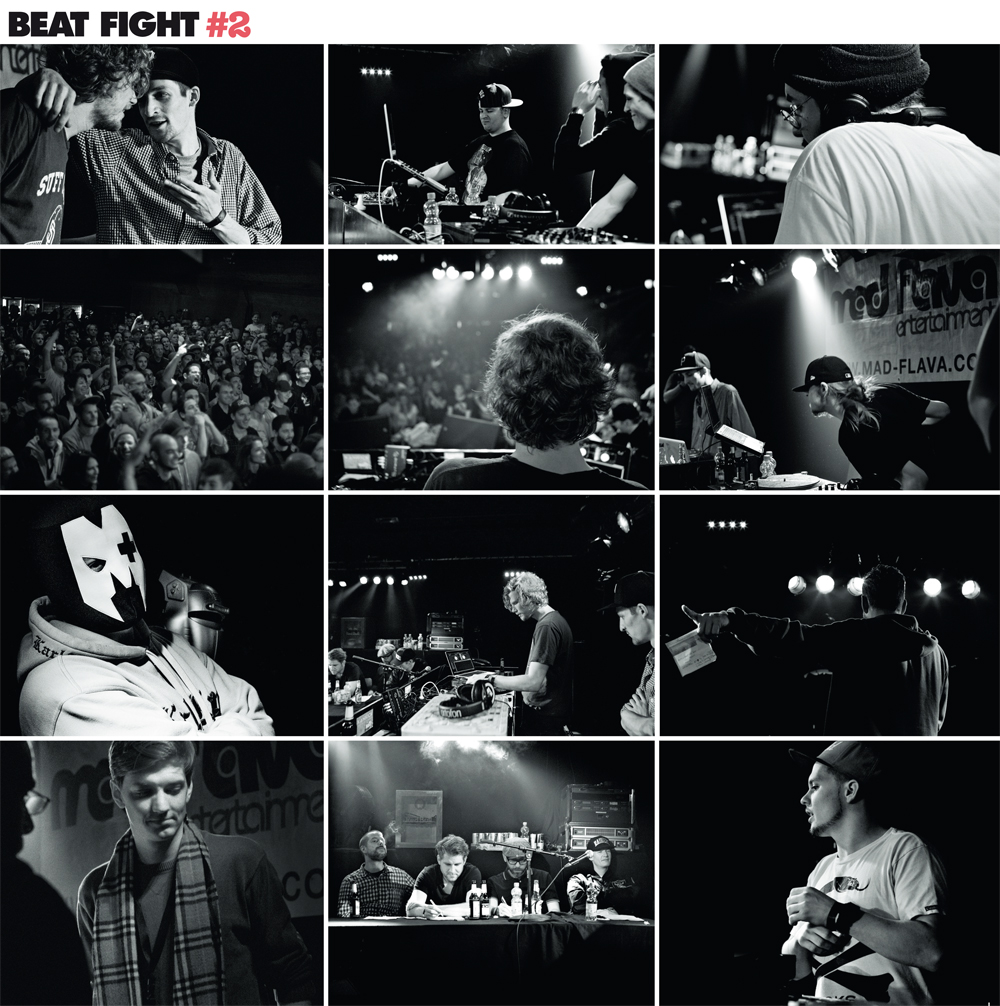 Beat Fight #2 LP