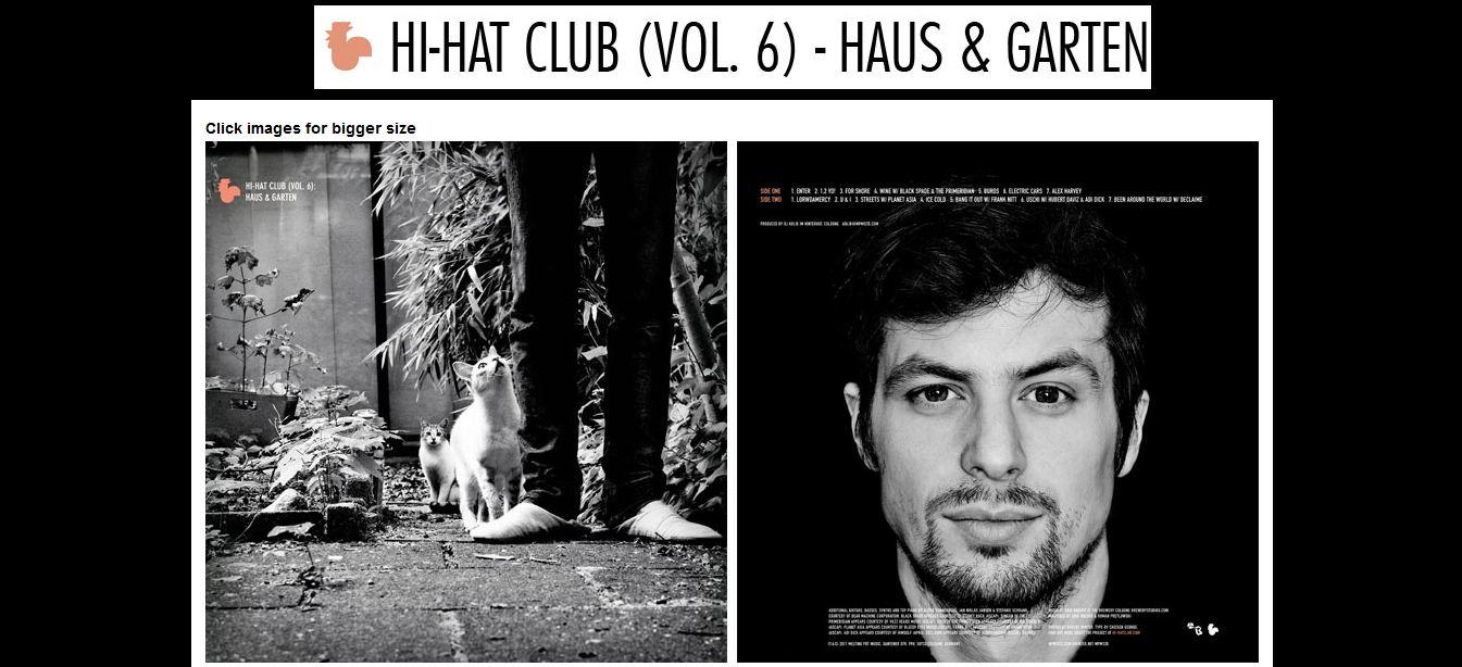 DJ Adlib Haus & Garten