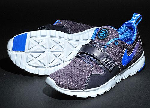 Nike SB Trainerendor x Stussy Black Blue
