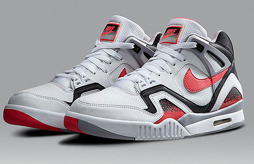 Nike Air Tech Challenge II Hot Lava 643089-160